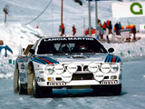 Pictures of Lancia Rally 037 Gruppe B 1982–83