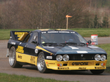 Lancia Rally 037 Gruppe B 1982–83 wallpapers