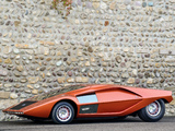Images of Bertone Lancia Stratos Zero Concept 1970