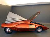 Bertone Lancia Stratos Zero Concept 1970 photos