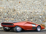 Bertone Lancia Stratos Zero Concept 1970 pictures