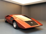 Bertone Lancia Stratos Zero Concept 1970 wallpapers