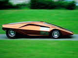 Bertone Lancia Stratos Zero Concept 1970 wallpapers