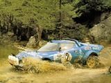 Photos of Lancia Stratos Gruppo 4 1972–75