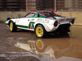Lancia Stratos Gruppo 4 1972–75 wallpapers