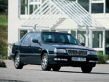 Pictures of Lancia Thema Turbo 16v (834) 1992–94