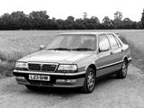 Pictures of Lancia Thema Turbo 16v UK-spec (834) 1992–94