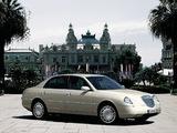 Lancia Thesis Promenade 2003 photos