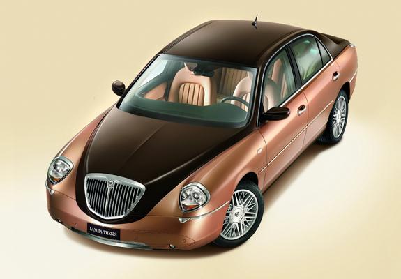 Lancia Thesis Bicolore 2004–09 images
