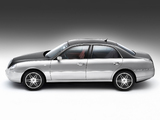 Lancia Thesis Bicolore (841) 2006–09 wallpapers