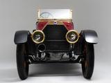 Lancia Theta Runabout 1913–19 images