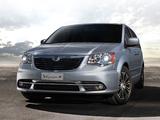 Lancia Voyager S 2013 photos
