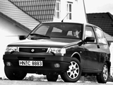 Pictures of Lancia Y10 1992–95