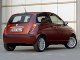 Images of Lancia Ypsilon 2003–06