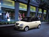 Lancia Ypsilon B-Colore 2004 photos