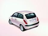 Lancia Ypsilon Limited Edition 2004 photos