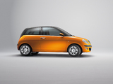 Lancia Ypsilon MomoDesign 2005 wallpapers
