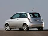 Lancia Ypsilon 2006–11 images
