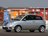 Lancia Ypsilon 2006–11 pictures