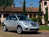 Lancia Ypsilon 2006–11 wallpapers
