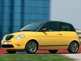Lancia Ypsilon Sport MomoDesign 2007–11 images
