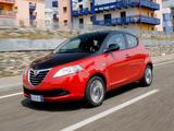 Lancia Ypsilon Black&Red (846) 2012 wallpapers