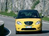 Photos of Lancia Ypsilon Sport MomoDesign 2007–11