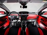 Photos of Lancia Ypsilon Black&Red (846) 2012