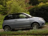 Lancia Ypsilon Ecochic 2009–11 wallpapers