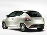 Lancia Ypsilon (846) 2011 wallpapers