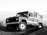 Images of Land Rover 110 County Station Wagon 1983–90