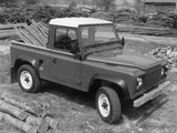 Pictures of Land Rover 90 Pickup 1984–90