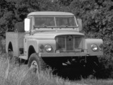 Images of Land Rover GS High Capacity 1988