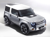Images of Land Rover DC100 Concept 2011