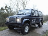Images of Land Rover Electric Defender Research Vehicle 2013