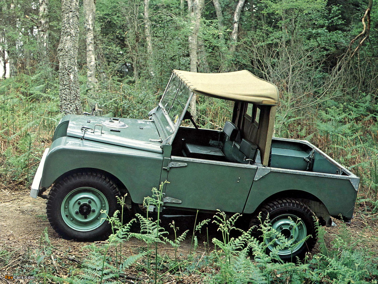 Images Of Land Rover 80 Prototype 1947 1280x960