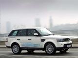 Images of Land Rover Range_e Plug-in Hybrid Prototype 2011