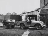 Land Rover Prototype (II) 1946 wallpapers