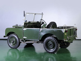 Land Rover 80 Prototype 1947 wallpapers