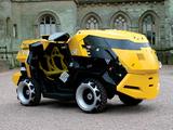 Land Rover City CAB Concept 1995 photos