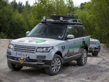 Range Rover Hybrid Prototype (L405) 2013 images