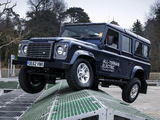 Land Rover Electric Defender Research Vehicle 2013 photos