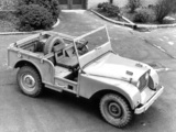 Land Rover Prototype (II) 1946 pictures