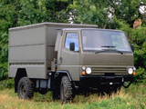 Land Rover Llama Prototype 1987 pictures