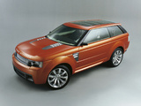 Pictures of Land Rover Range Stormer Concept 2004