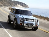 Pictures of Land Rover DC100 Concept 2011