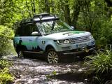Range Rover Hybrid Prototype (L405) 2013 wallpapers