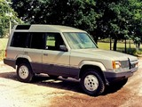 Land Rover Discovery Prototype 1986 wallpapers
