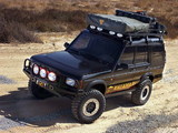 Wallpapers of Land Rover Discovery Kalahari Concept 2001