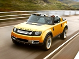 Images of Land Rover DC100 Sport Concept 2011